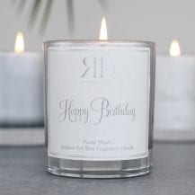 RD035 - RD CANDLE - Happy Birthday