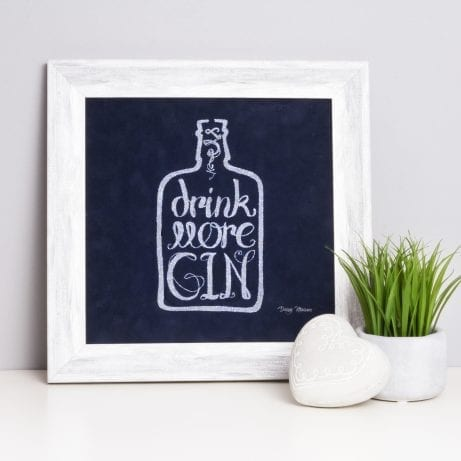 1. Drink More Gin