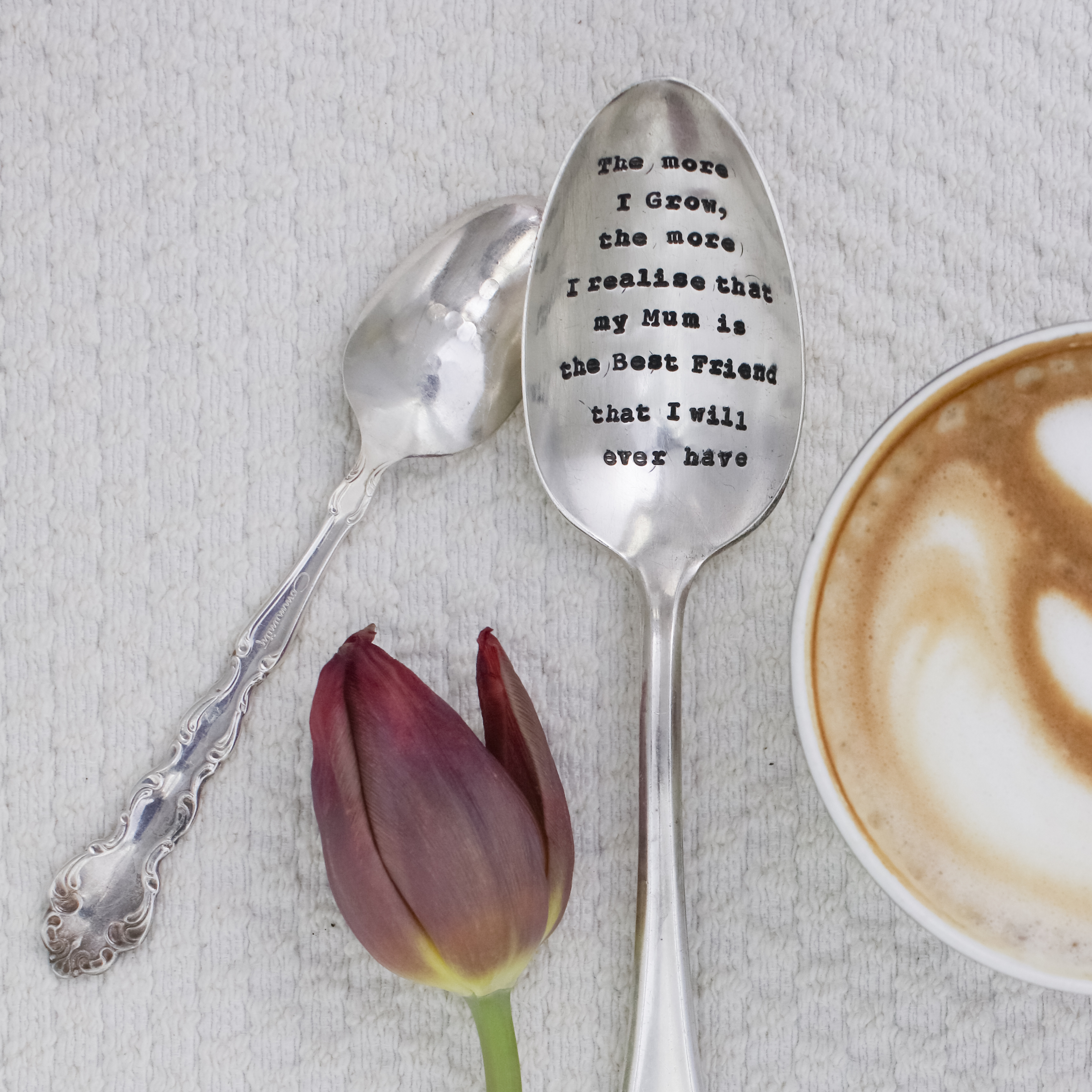 In Mums Kitchen Everything Is Served With A Spoonful Of Love  