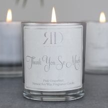 RD038 - RD CANDLE - Thank You So Much