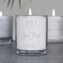 RD040 - RD CANDLE - Shine Bright